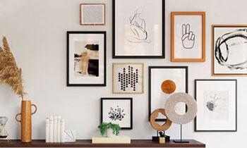 Galleria per parete