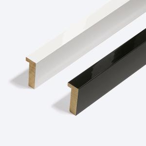 Cornice in legno Matrix B&W 20x52