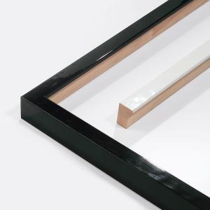 Cornice in legno Matrix B&W 20x34