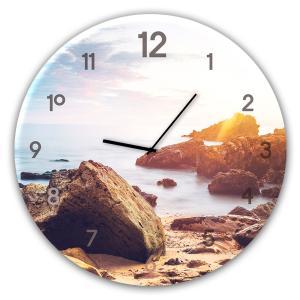orologio in vetro STONES