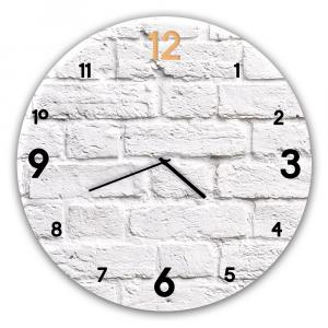 orologio in vetro BRICK