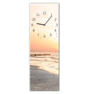 orologio in vetro BEACH