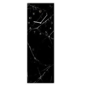 orologio in vetro BLACK MARBL