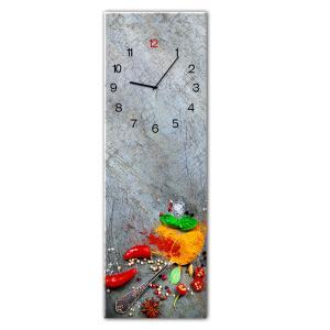 orologio in vetro SILVER SPOON