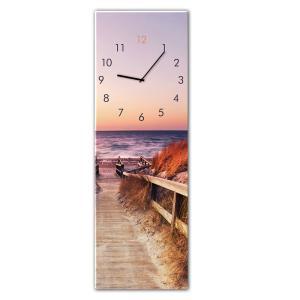 orologio in vetro SUNSET
