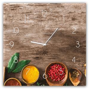 orologio in vetro PEPPER