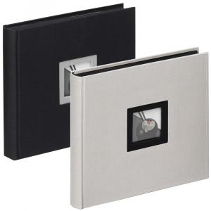 Album di foto Black & White da incollare, 26x25 cm