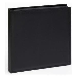"""Album libro con vite """"Premium"""", 80 pagine nere"""