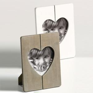 Cornice per foto Cuore con ritaglio in forma di cuore