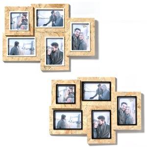 Portaritratti multiplo CHIP per 5 foto
