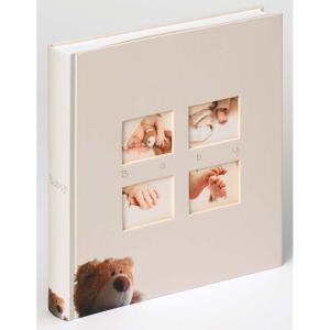 Album dei ricordi prima infanzia Classic Bear, 22x20 cm