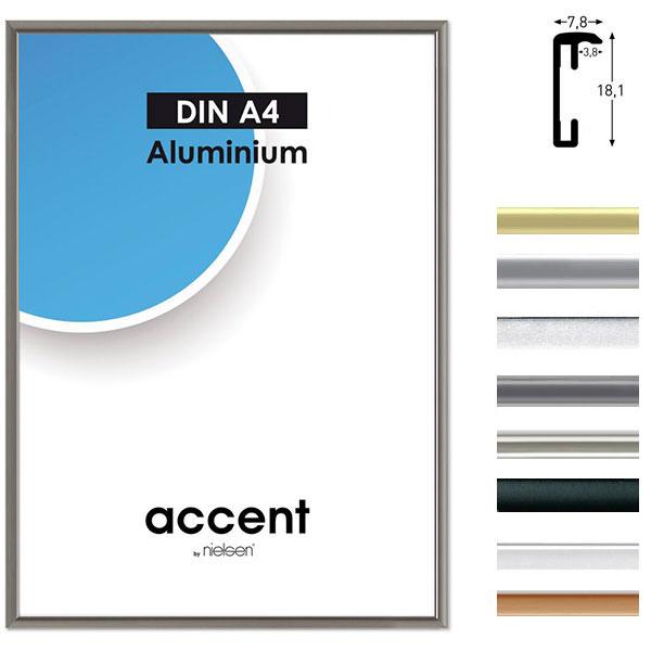 Cornice in alluminio Accent
