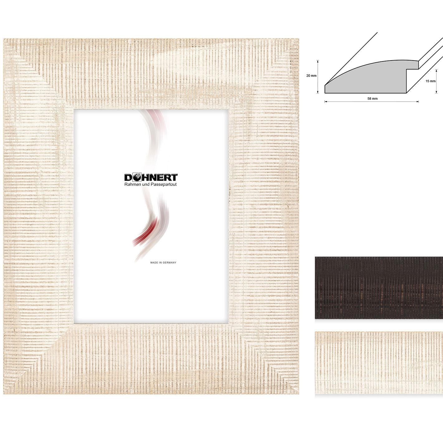 Cornice in legno su misura Stamford Brook