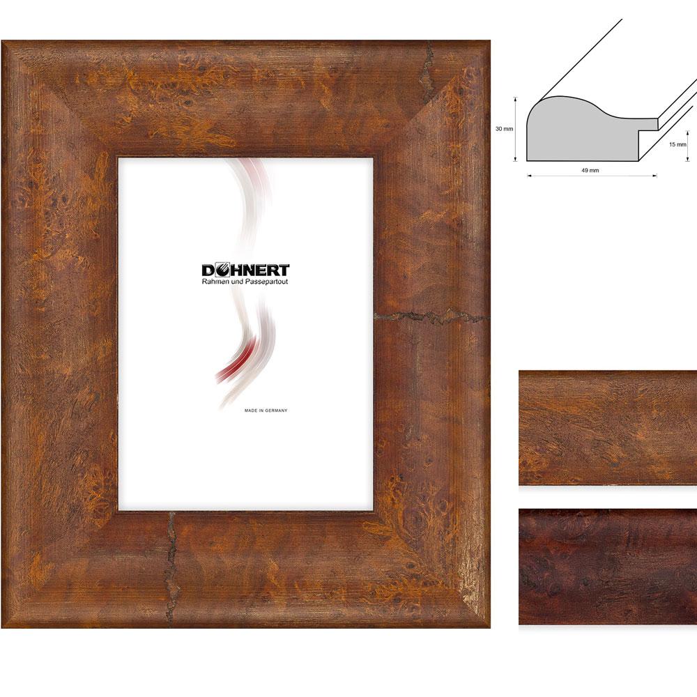 Cornice in legno su misura Southhall
