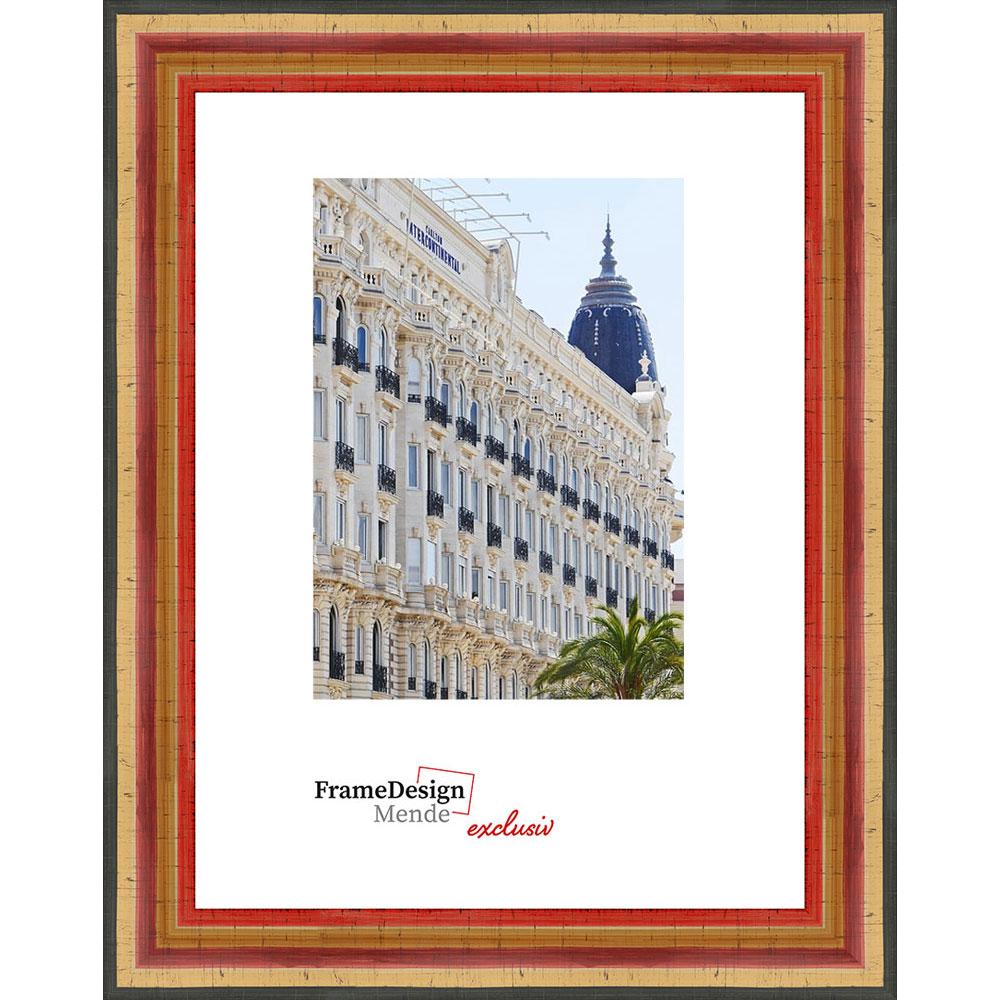 Cornice esclusiva in legno Listany