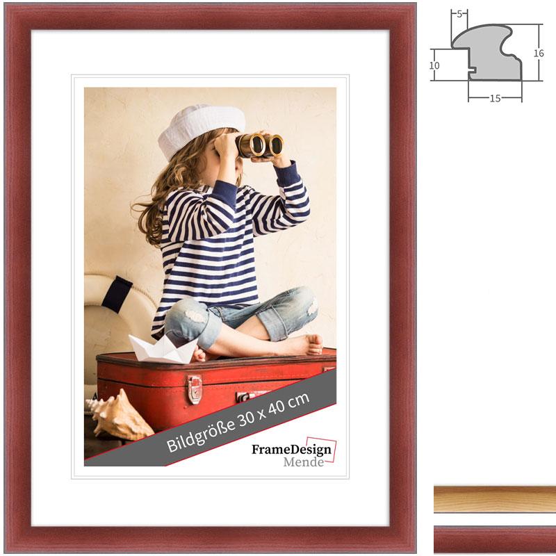 Cornice in legno Chusa