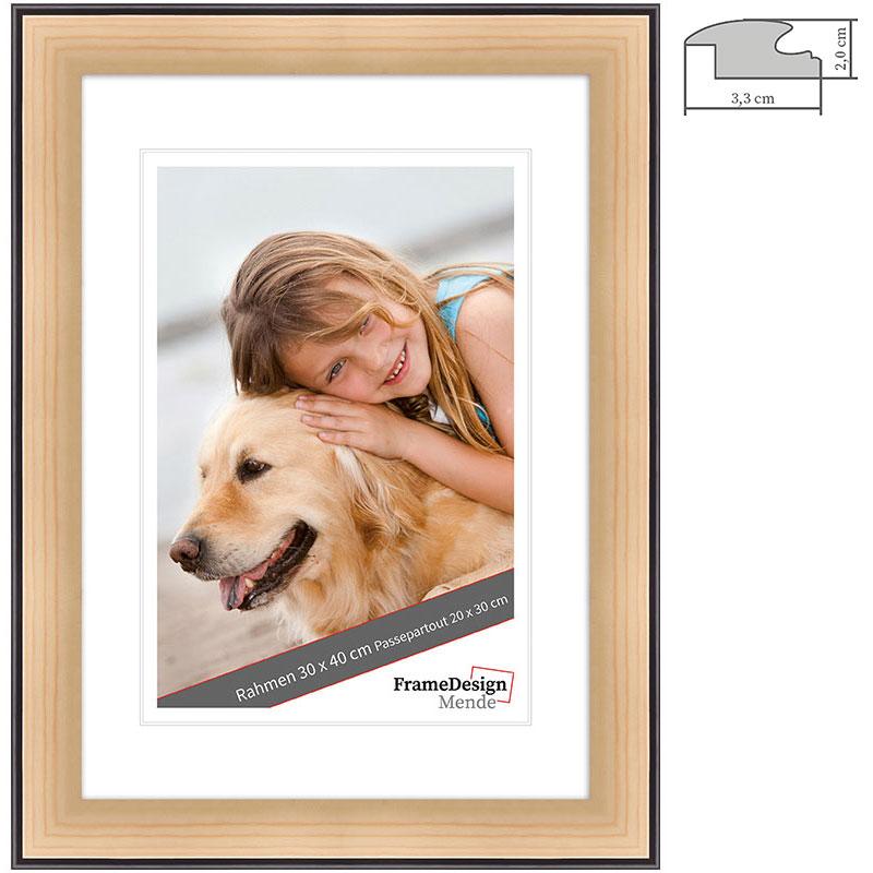 Cornice in legno su misura Chuchasa