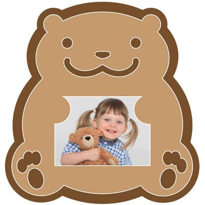 "Passe-partout a tema ""orso"""