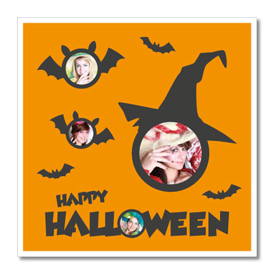 "Passe-partout a tema ""Halloween"""
