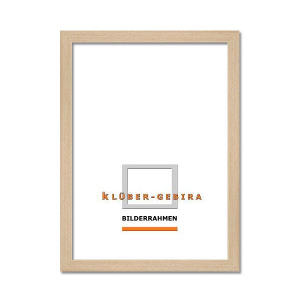 Cornice in legno Moya 20x30 cm | listello bruto | vetro standarde