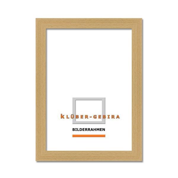 Cornice in legno San Nicolas 20x30 cm | listello bruto | vetro standarde