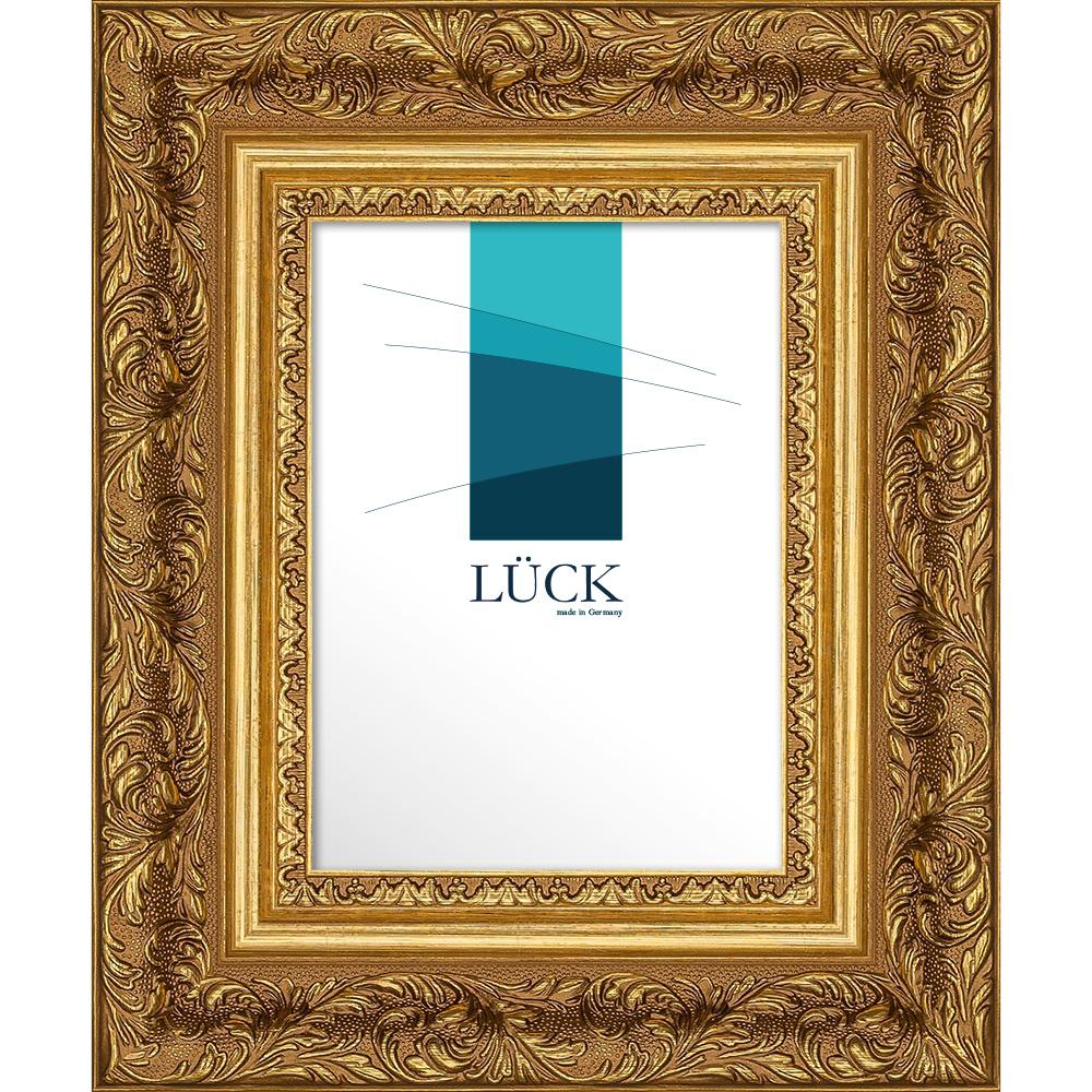 Cornice barocca Eppingen 13x18 cm | oro | vetro standarde