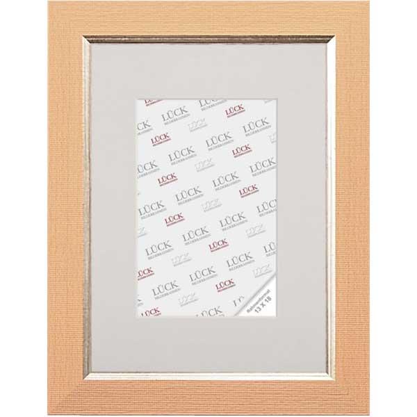 Cornice di plastica Egesheim 42x59,4 cm (A2) | naturale | vetro normale