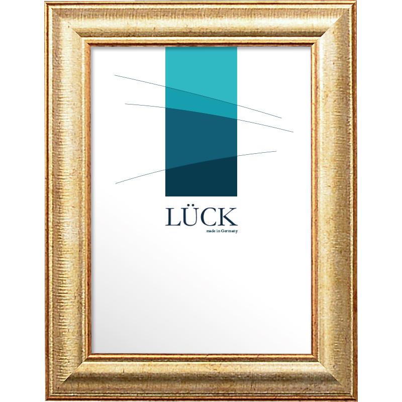 Cornice di plastica Tannheim 10x15 cm | champagne | vetro normale