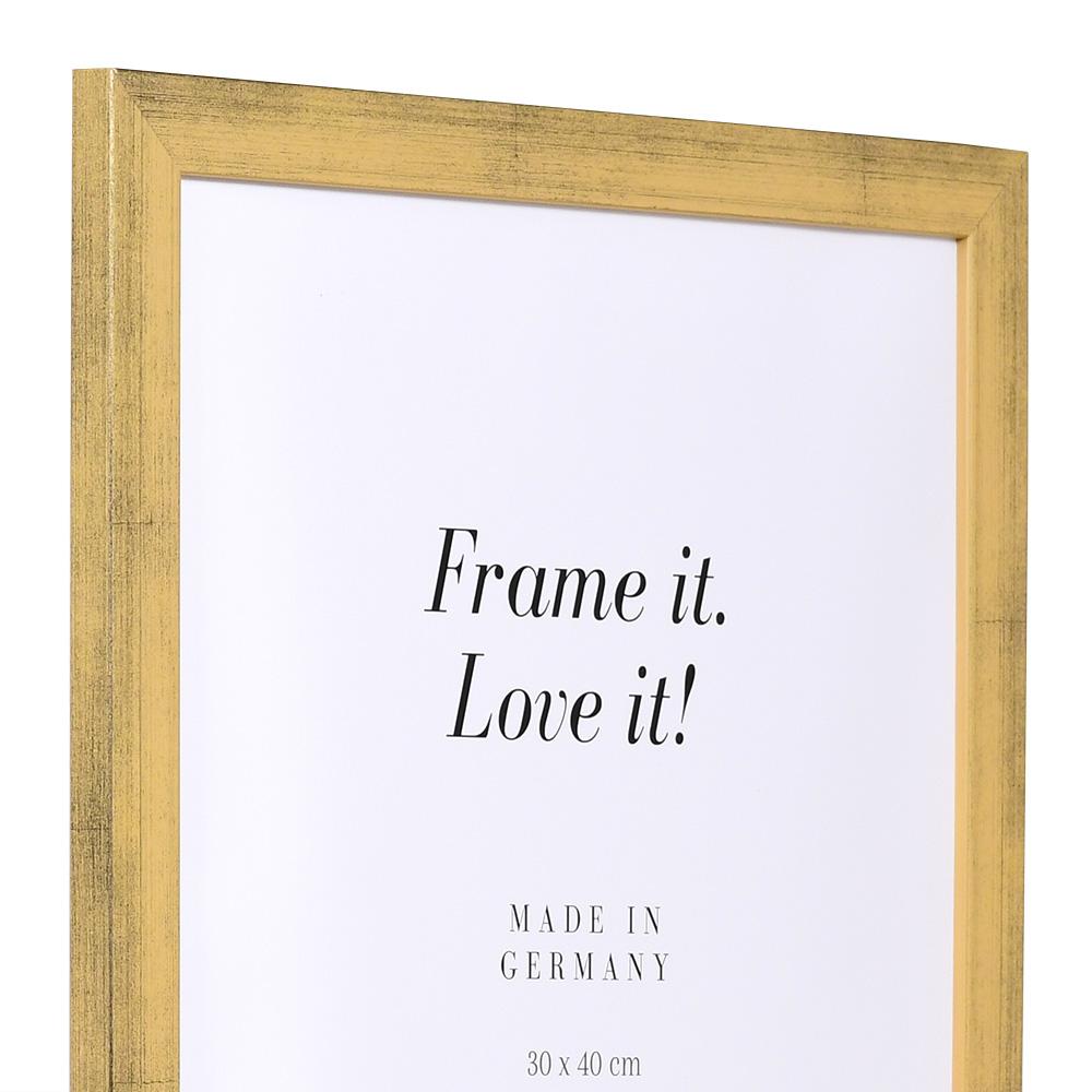 "Cornice in offerta ""Top Pro"" 10x15 cm | oro | vetro standarde"