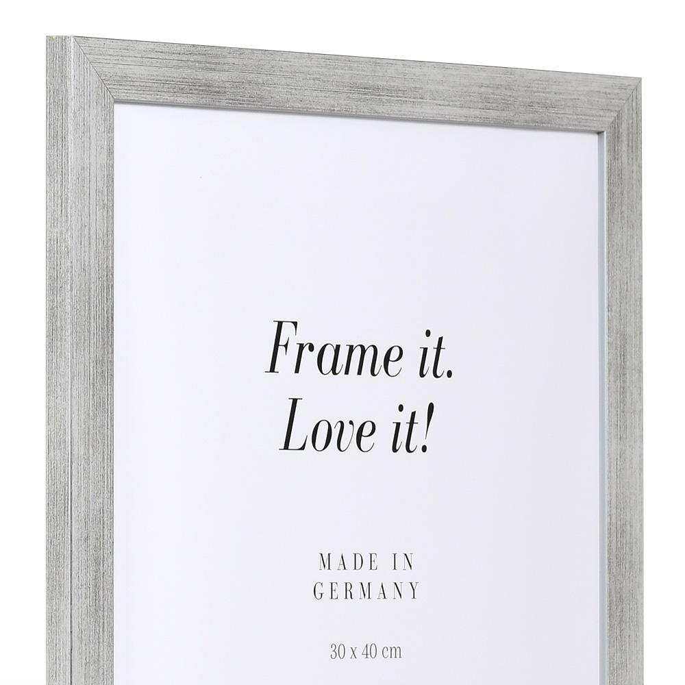 "Cornice in offerta ""Top Pro"" 10x15 cm | argento | vetro normale"