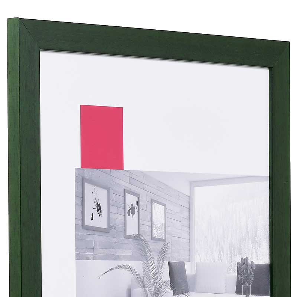 "Cornice in offerta ""Top Pro"" 10x15 cm | verde abete | vetro normale"