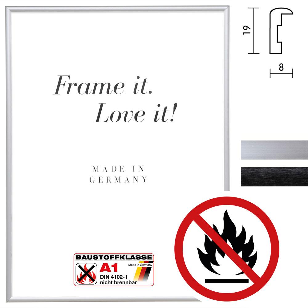 """Classe standard A1 protezione fuoco """"Econ rotondo"""""""
