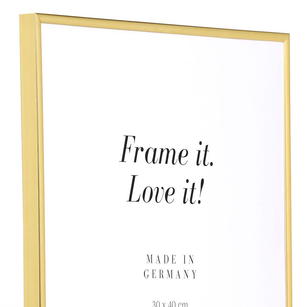 Cornice ART 50x60 cm   oro   vetro standarde