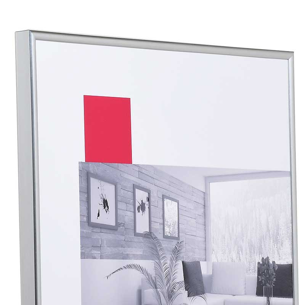 Cornice ART 50x70 cm | argento | vetro standarde