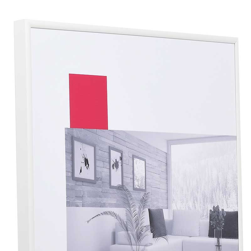 Cornice ART 30x40 cm | bianco | vetro standarde