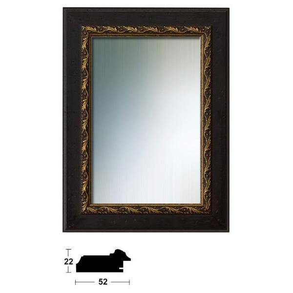 Cornice per specchi Chambéry su misura