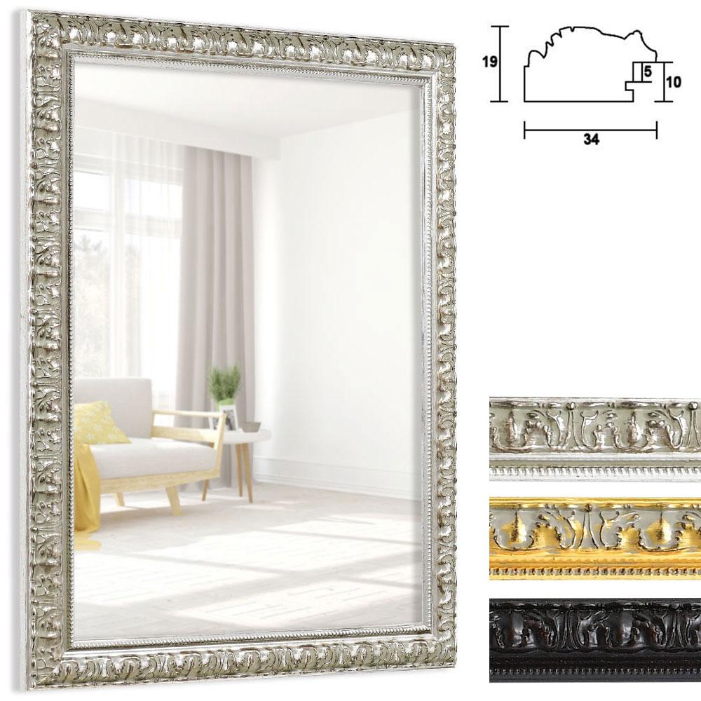Cornice per specchi Cassis su misura