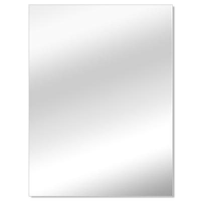 Vetro specchio per scambiare su misura, spessore 3 mm