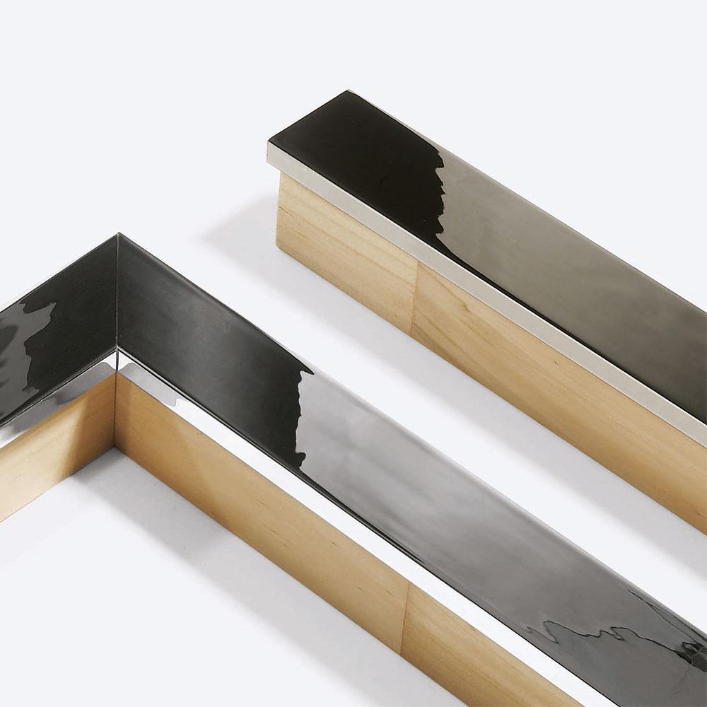 Cornice in legno su misura, Matrix 39