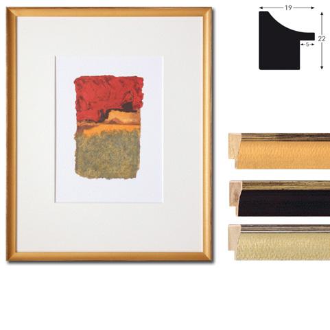 Cornice in legno su misura, Vazgen Minis 2-19x22