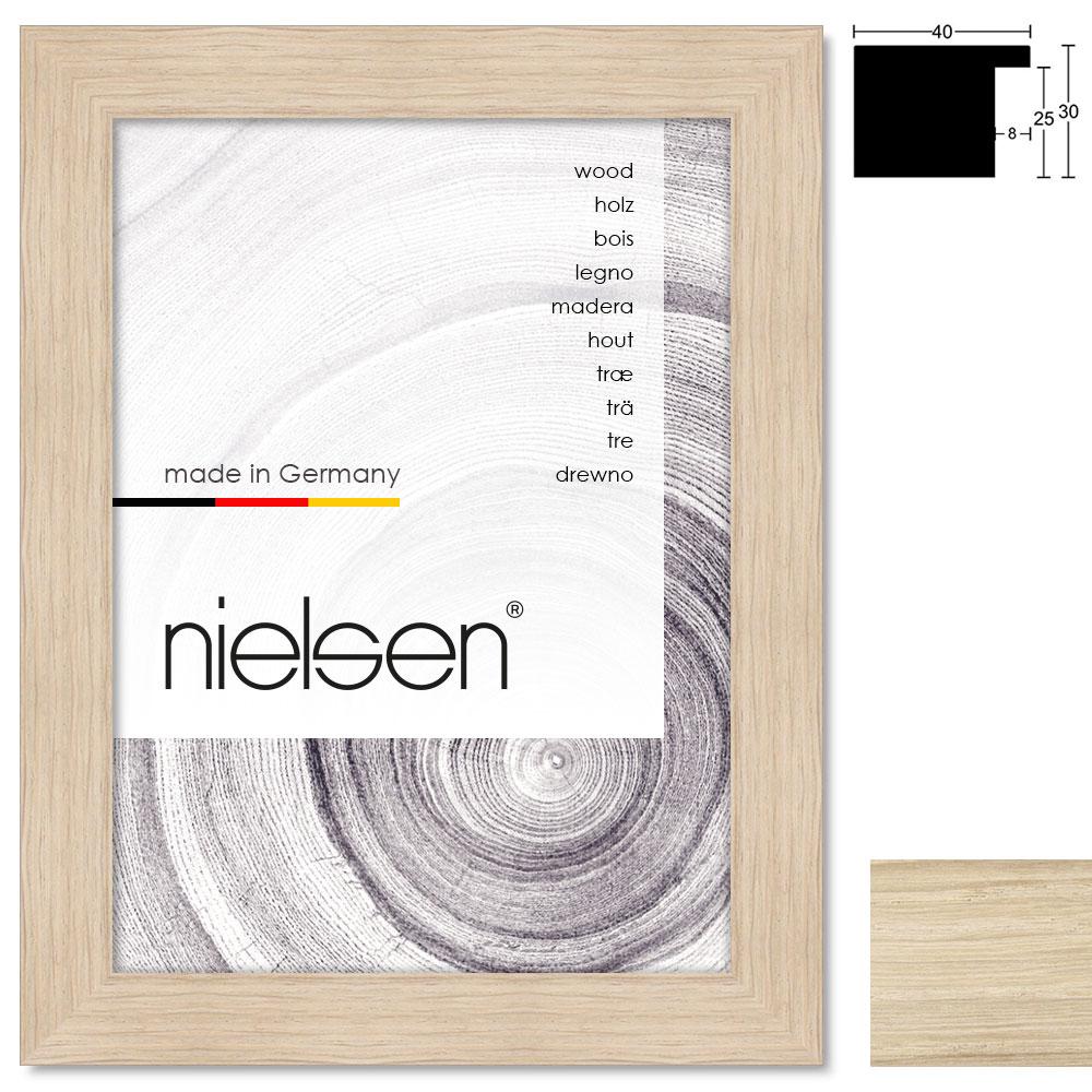 Cornice in legno su misura, Oakwoods 40x30