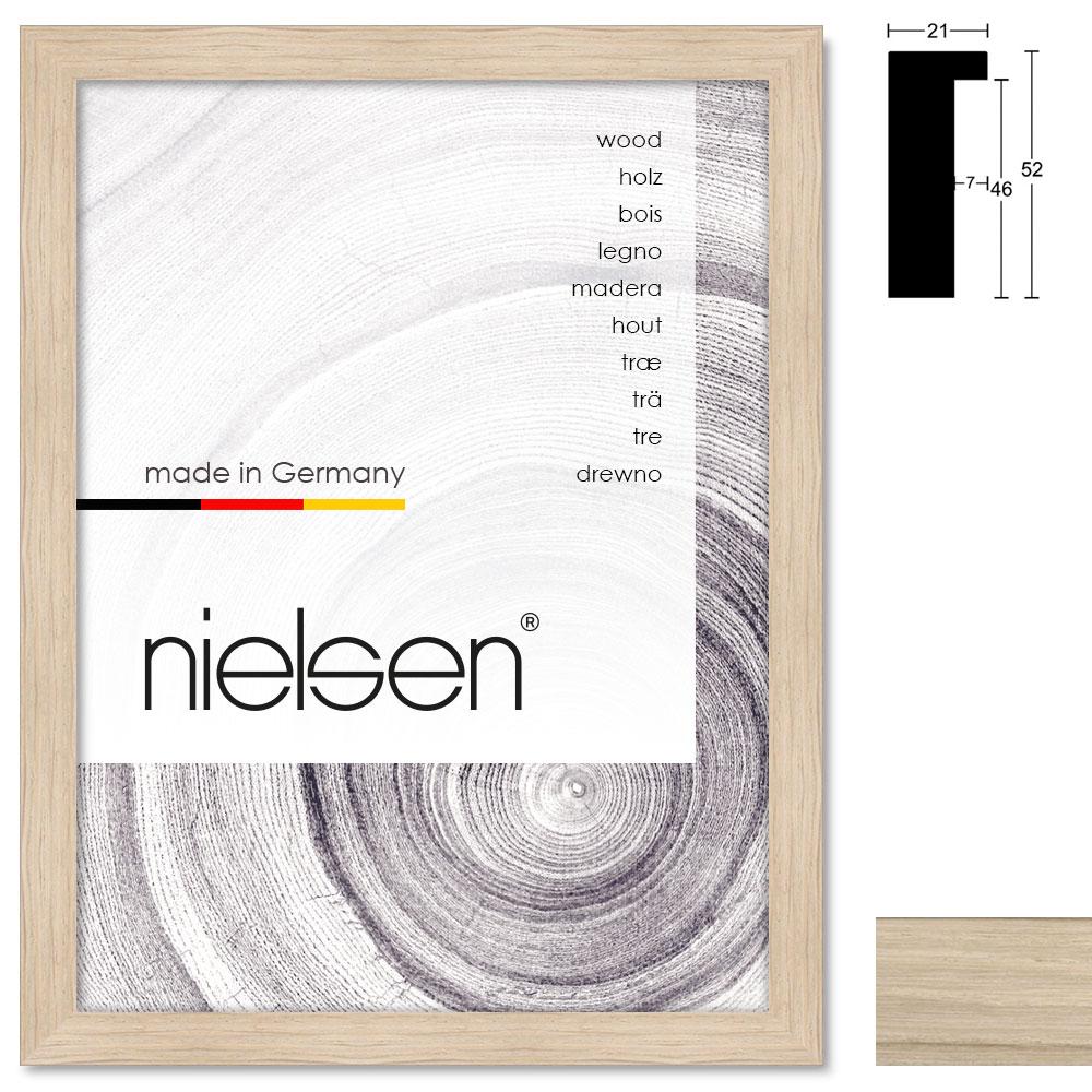 Cornice in legno su misura, Oakwoods 21x52