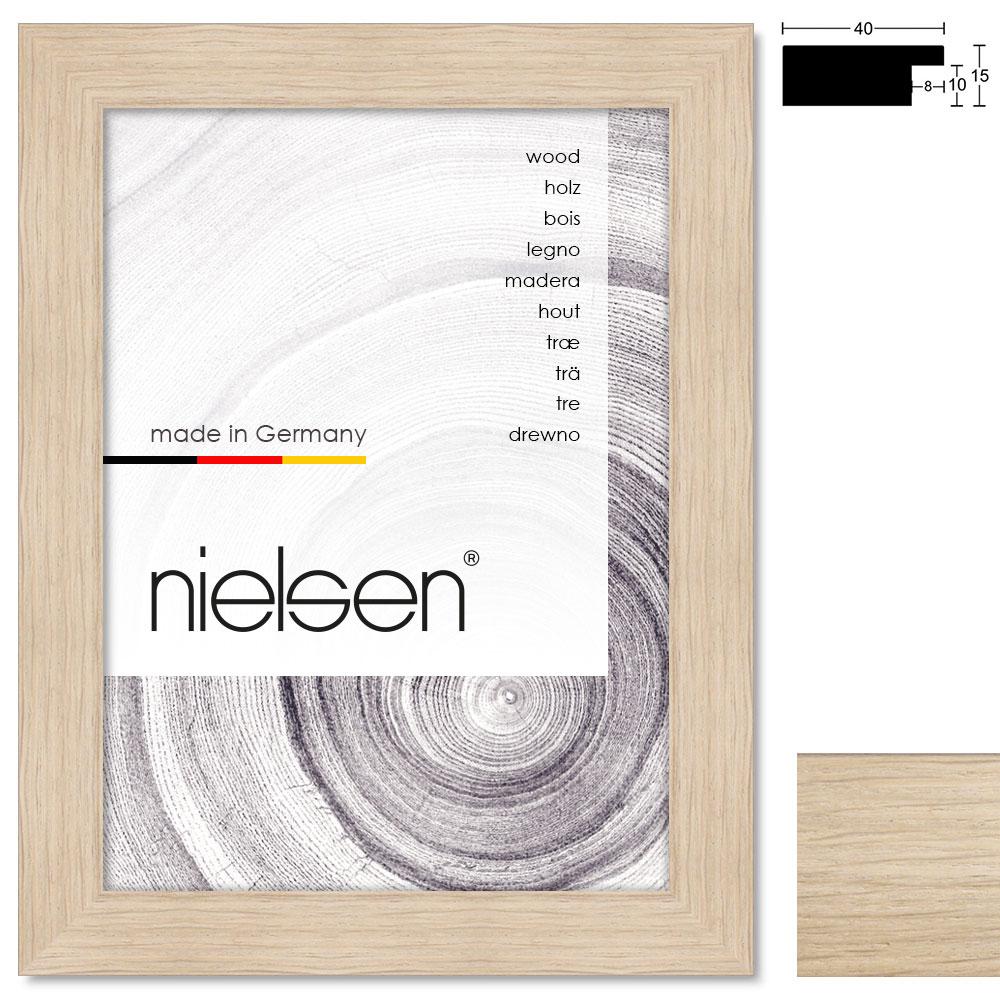 Cornice in legno su misura, Oakwoods 40x15