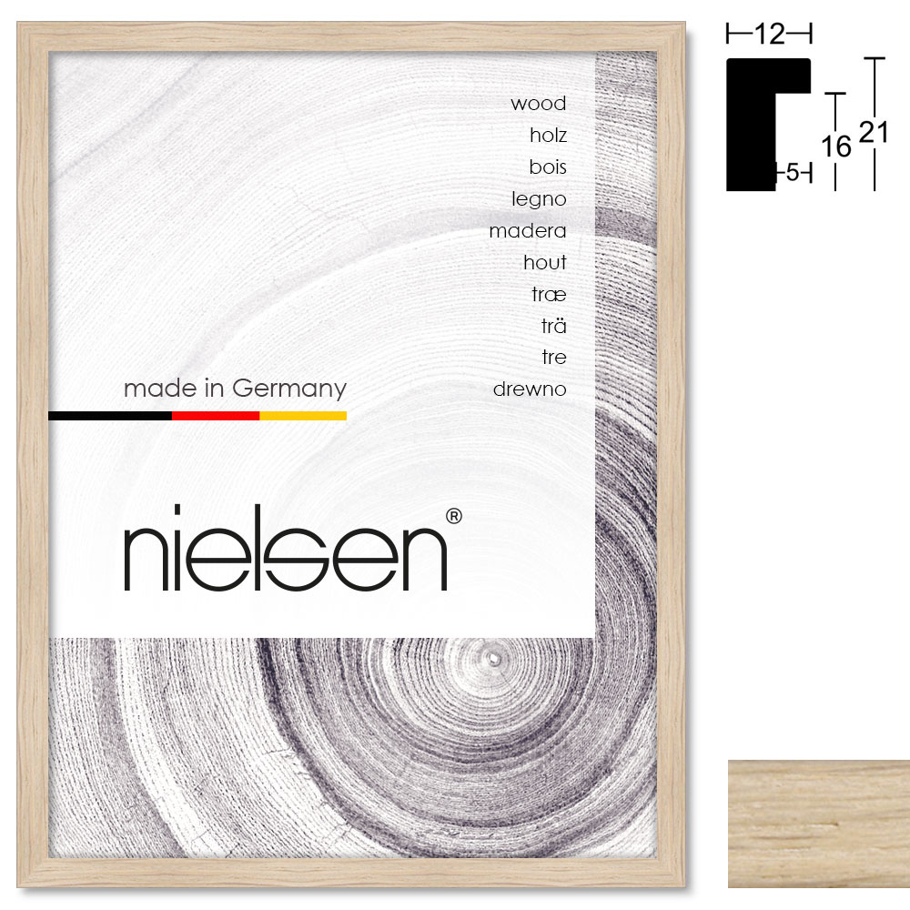 Cornice in legno su misura, Oakwoods 12