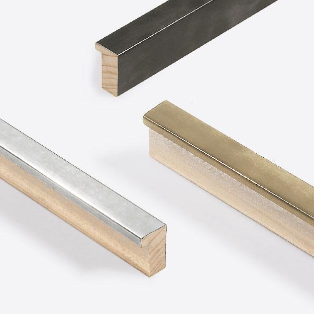 Cornice in legno su misura, Linea 20