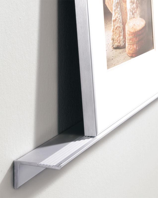 Designboard 40cm | argento opaco
