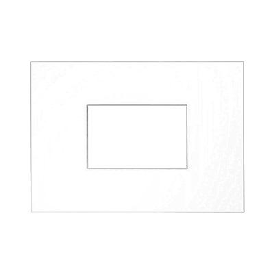 Passe-partout gallerias 2,5 mm,Formato esteriore 21x29,7 cm
