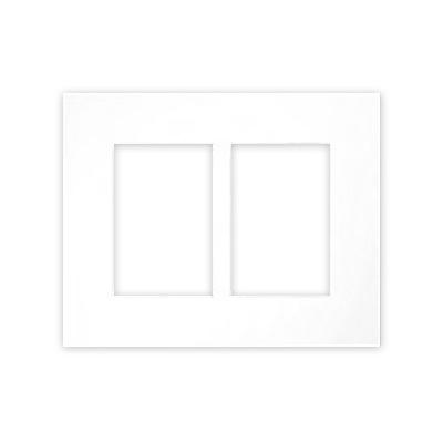 Passe-partout gallerias 2,5 mm, Formato esteriore 24x30 cm
