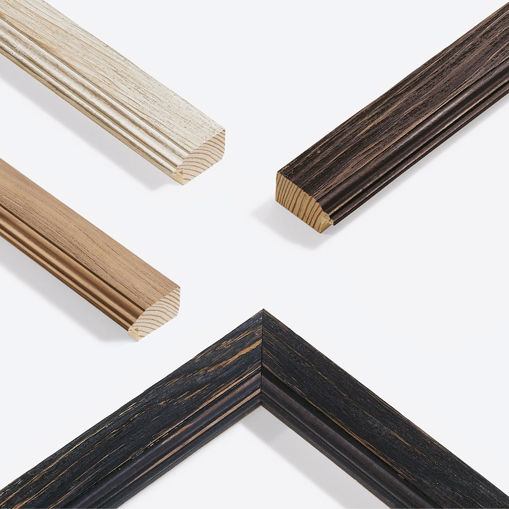 Cornice in legno Chalet 41