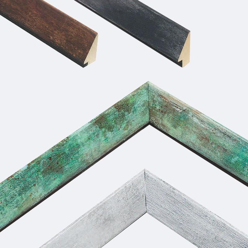 Cornice in legno su misura, Officina 23